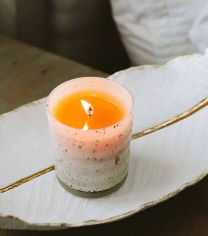 Sweet Grace Decorative Candle #024