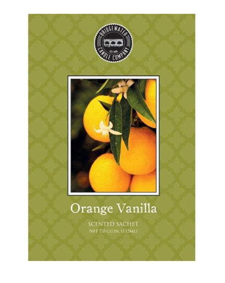 Bridgewater Orange Vanilla Sachet