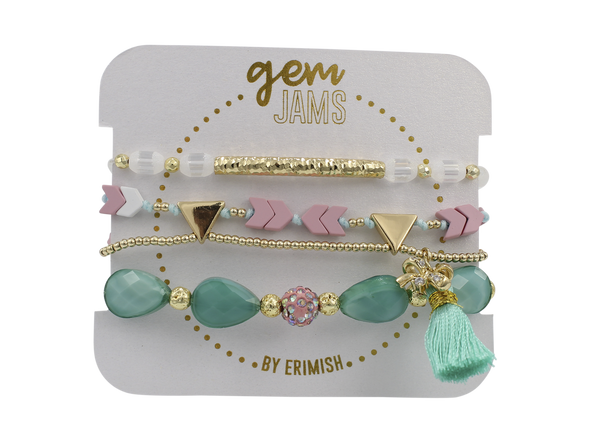 Erimish Gem Jams for Kids Mommy & Me Jolie Stack