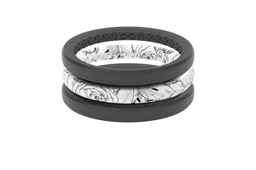 Groove Life Thin Air Rose Women's Ring