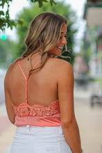 Lace T Strap Back Bodysuit in two colors