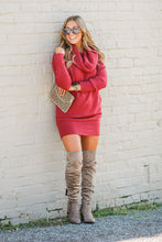 Multi Way Sweater Dress in Three Colors