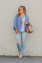 Denim Blue Blazer