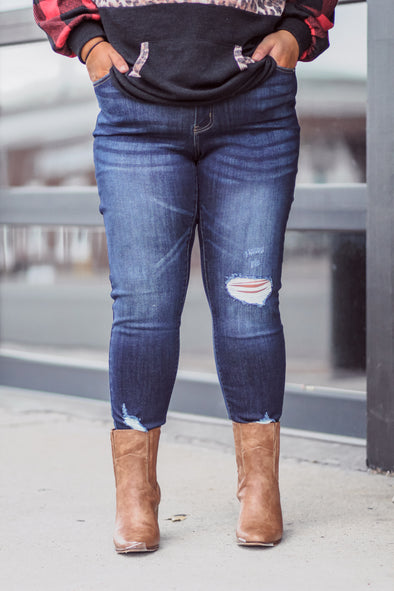 The Andie Jeans in Curvy