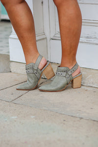 The Sage Boho Bootie