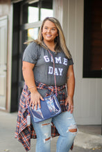 Curvy Gameday Top