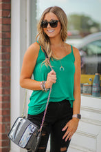 Fall Reversible Cami Tank Tops in Many Colors