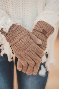 CC Smart Touch Gloves for Adults