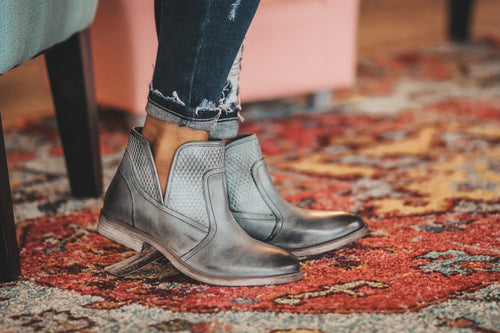 The Gossip Bootie by Roan