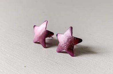 Sheila Fajl Colorful Collection Lana Star Studs