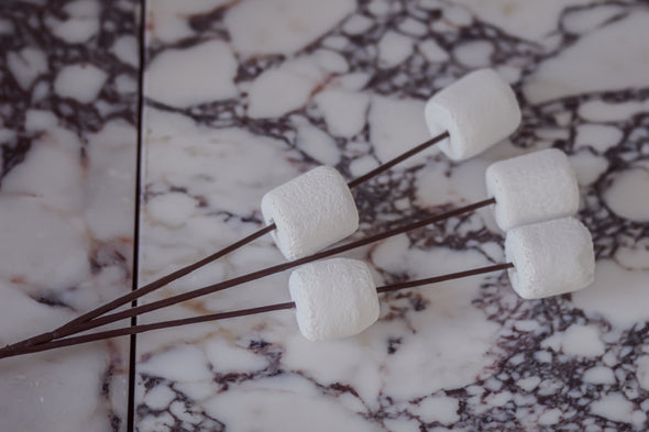 Marshmallow Pick Decor