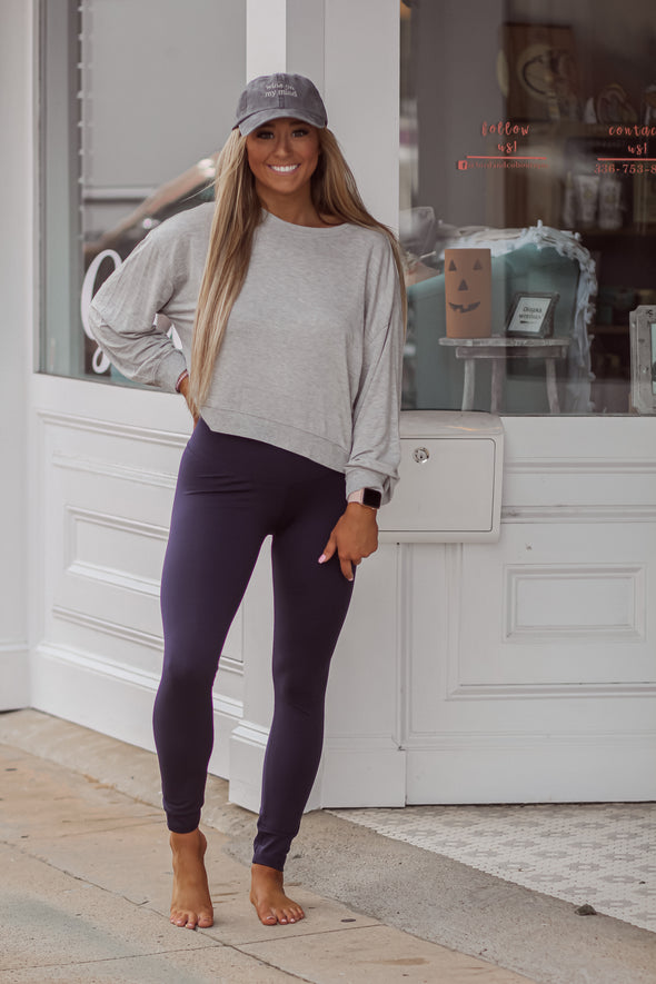 The Perfect Leggings In Navy