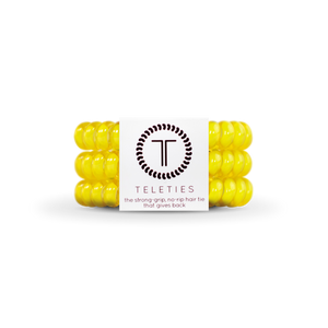 Lemon Small Teleties 3pk