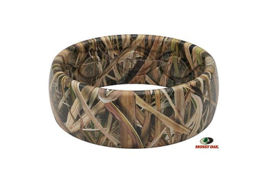 Groove Life Original Camo Mossy Oak Blades Men's Ring