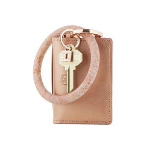 Rose Gold Oventure ID Case