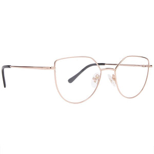 Pixie Rose Gold Diff Eyewear Blue Light Technology Glasses