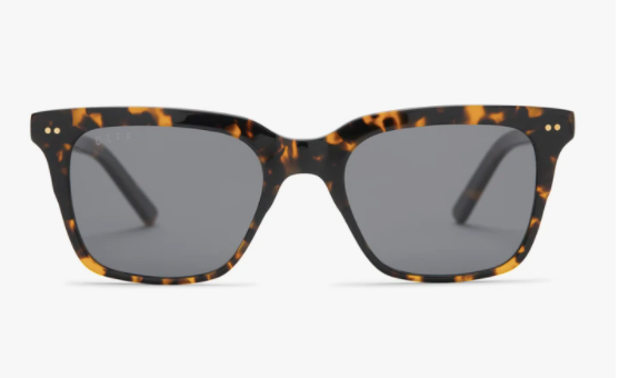 Diff Billie Shadow Tortoise Sunglasses