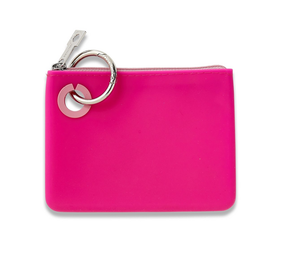 Oventure Tickled Pink Mini Silicone Pouch