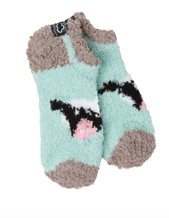 World's Softest Cozy Low Socks in Several Prints