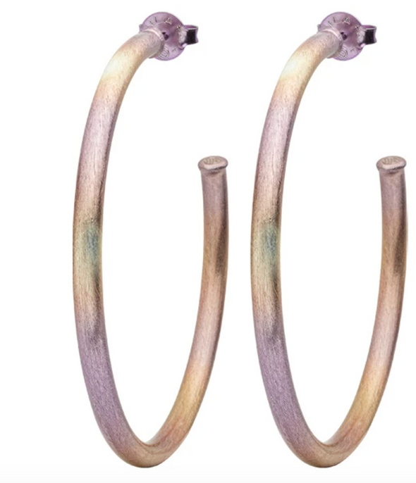 Sheila Fajl Colorful Collection Everybody's Favorite Hoops