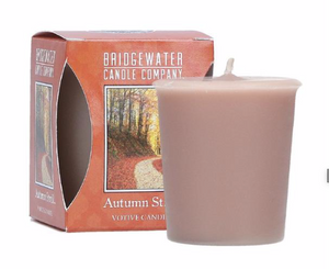 Bridgewater Autumn Stroll Votive
