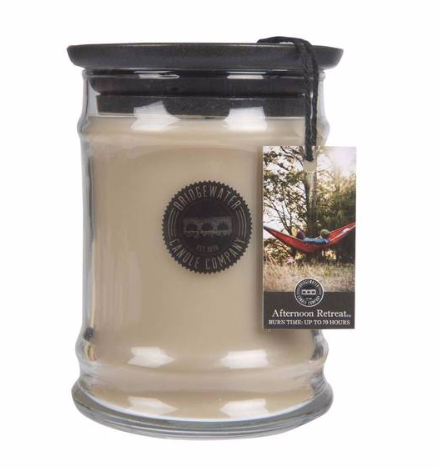 Bridgewater Afternoon Retreat Small Jar Candle 8.8oz