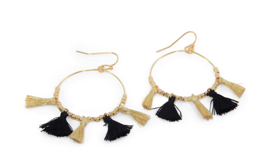 Erimish Will Gameday Earrings