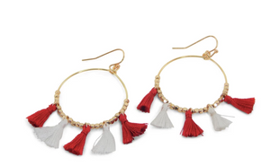 Erimish Phillip Gameday Earrings