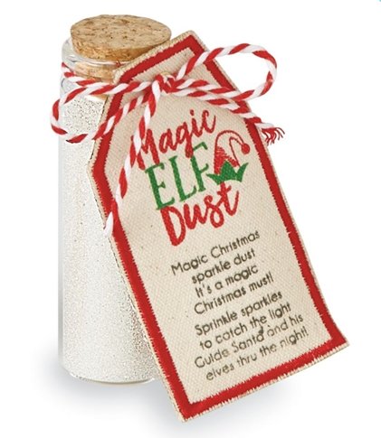 Christmas Magic Elf Dust Bottles