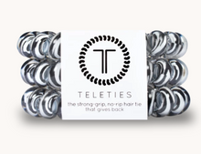 Teleties Zebra Large 3pk
