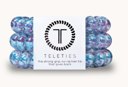 Teleties Trippy Hippie Large 3pk