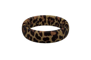 Groove Life Thin Aspire Leopard Women's Ring