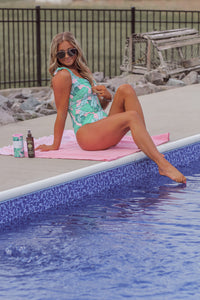 The Brenna One Piece Swimsuit