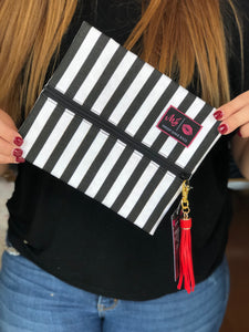 Makeup Junkie Glam Stripe in 4 Sizes