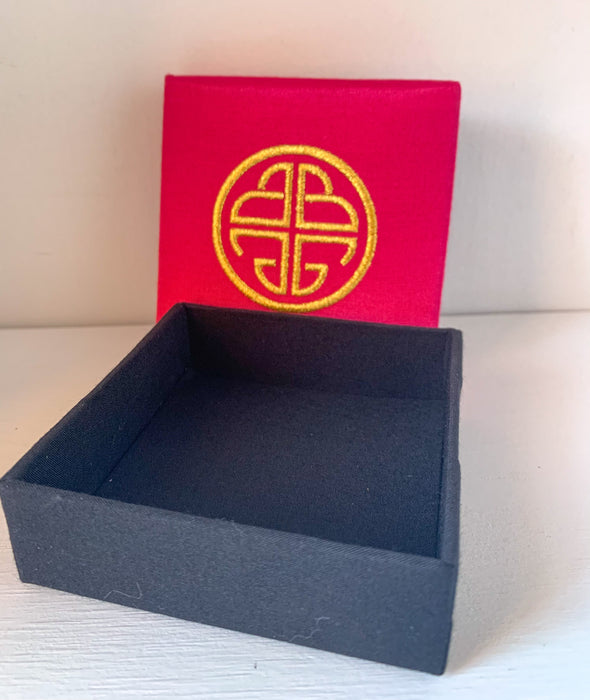 BuDhaGirl Small Silk Box