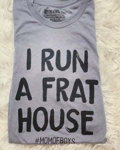 Frat House Graphic Tee