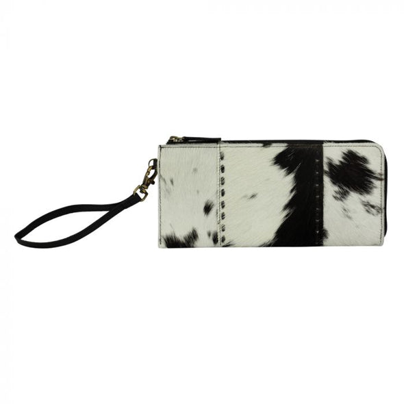 Acrhromatic Wallet by Myra Bag