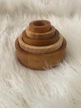 stack and nest bowl sets (2 colour ways)