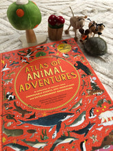 atlas of animal adventures - big little noise