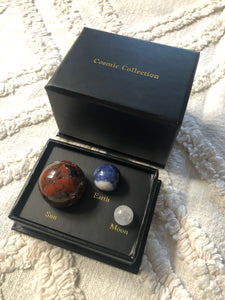 planetary gemstones - cosmic collection
