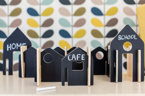 chalkboard architect set