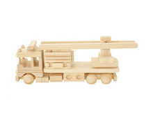 wooden fire truck (Was $75, NOW $59)