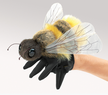 bee hand puppet (NEW)