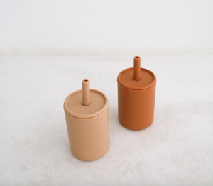 cinnamon/nude cup set | rommer - big little noise
