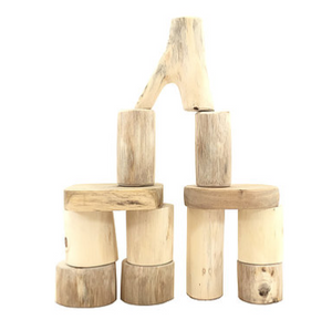 bush blocks (set of 12)