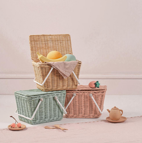 piki basket (5 colour ways)