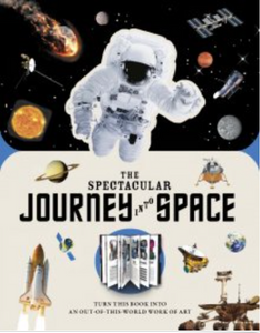 the spectacular journey into space (Was $28, NOW $22)