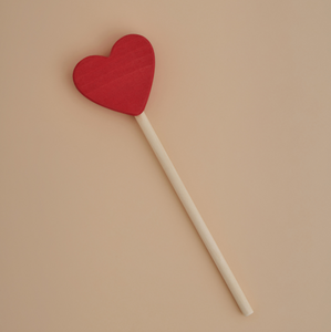 magic wand ~ heart (2 colours)