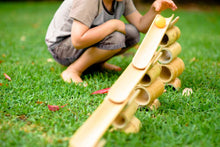 explore nook bamboo construct and roll (includes x3 wooden balls)