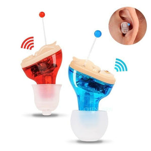 HyphyCrate one pair INVISASOUND MICRO V2 HEARING AID